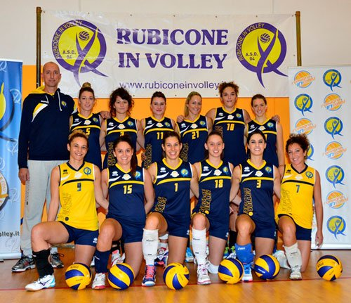 Rubicone In Volley vs Longiano Endas 3-0